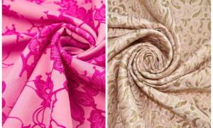 Что такое жаккардовая ткань: виды, состав и применение