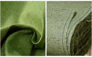 Ткань брезент, что это такое: свойства, состав, виды и применение