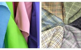 Какие ткани не мнутся — виды и описание с примерами