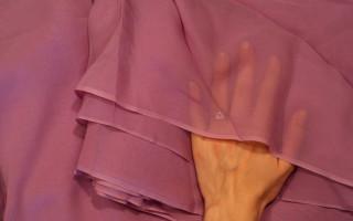 Шифон — что это за ткань: виды, состав, описание и применение