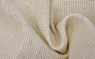 Ткань двунитка, описание и применение