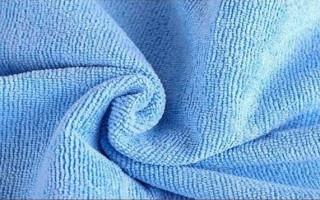 Что такое микрофибра: состав, свойства и применение ткани