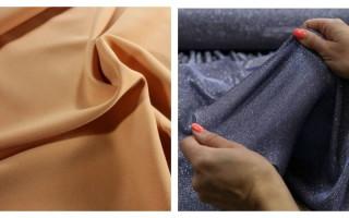 Ткань стрейч — что это такое: виды, описание и преимущества в применении