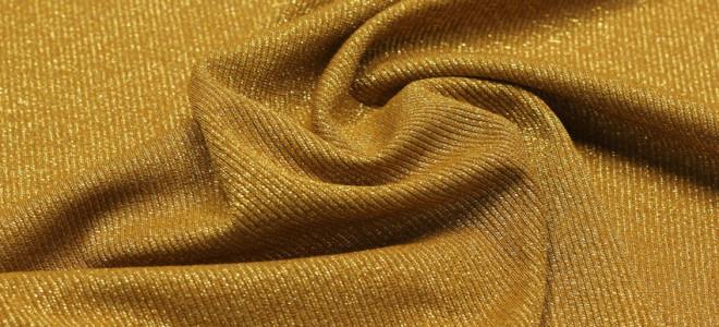 Что такое люрекс в тканях и пряже для одежды
