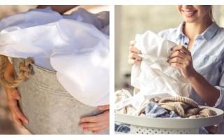 Как правильно кипятить белье, действенные методы