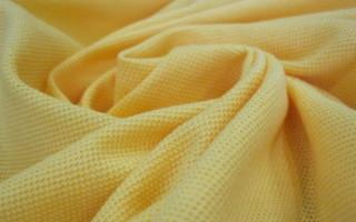Пике — что это за ткань, свойства, состав, виды и уход