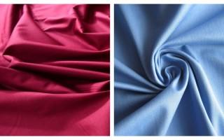 Что такое сатин твил: свойства, характеристики и применение