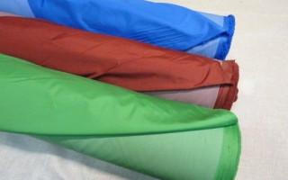 Ткань таффета: характеристики, описание, виды и состав