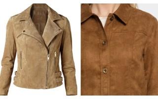 Как почистить замшевую куртку, плащ в домашних условиях