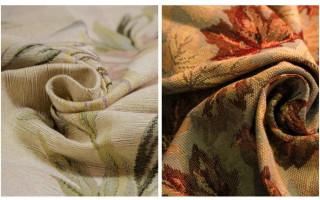 Что такое гобелен: свойства ткани, виды, применение и уход