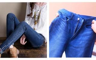 Что делать если джинсы красятся и линяют