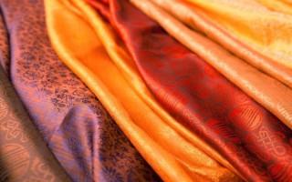 Что такое натуральный шёлк и из чего его делают