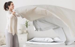 Как правильно стирать постельное белье в зависимости от ткани в стиральной машинке