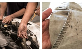 Чем вывести пятна мазута с одежды — 16 способов с учетом ткани