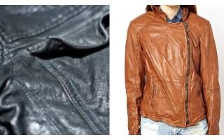 Как разгладить кожаную куртку и другие изделия в домашних условиях
