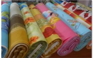 Что за ткань поликоттон, его свойства и описание