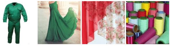 Платье, шторы, спец одежда