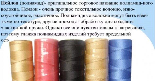 Описание ткани