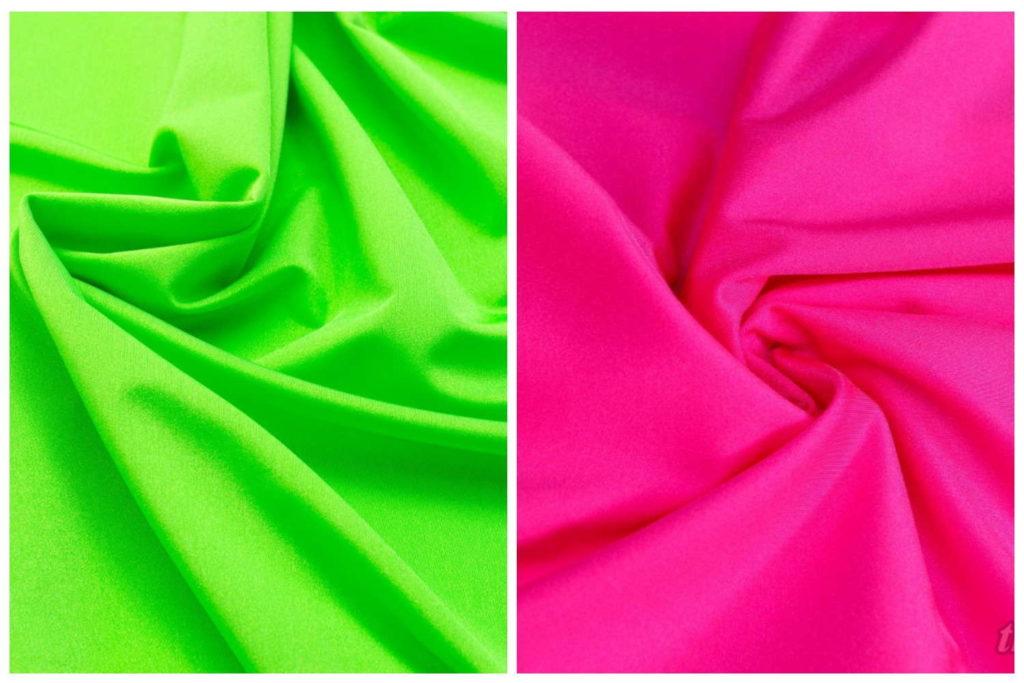 Материал бифлекс в двух цветах