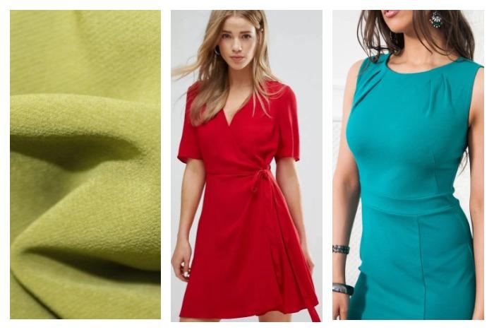 Ткань барби и платья из нее 2