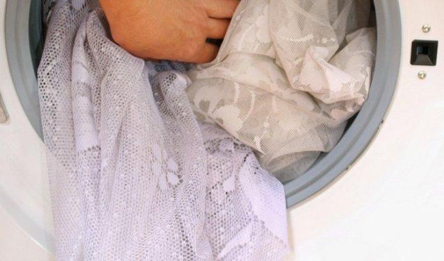 Шторы в стиральной машине