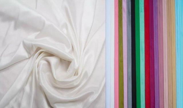 Материя разных цветов