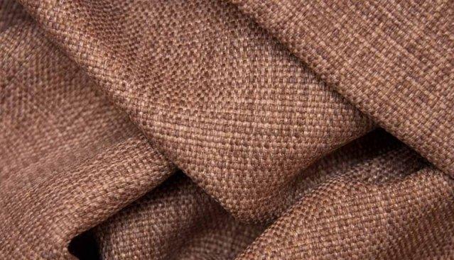 Ткань рогожка однотонная