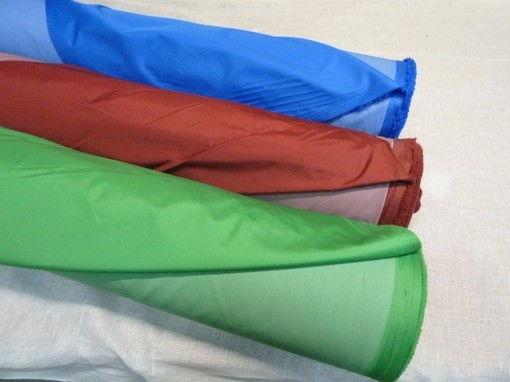 Ткань таффета в рулонах