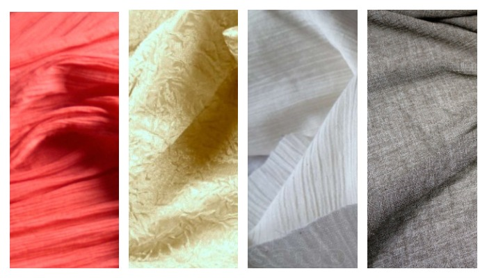 Виды ткани жатка