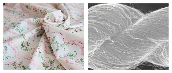 Состав ткани лиоцелл