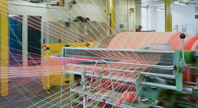 Производство ткани лиоцелл