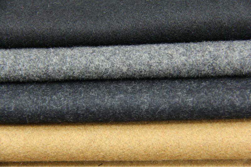 Ткань драп шерстяной