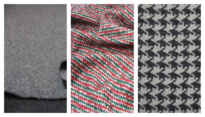 Разные виды ткани по плетению