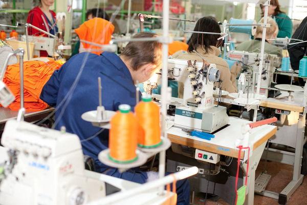 Фабрика по производству трикотажжа