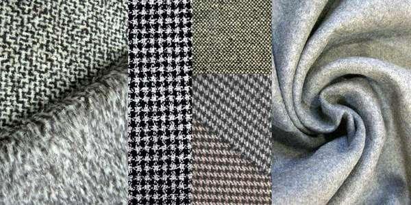Виды ткани драп