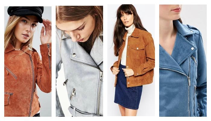 Девушки в ухоженных замшевых куртках