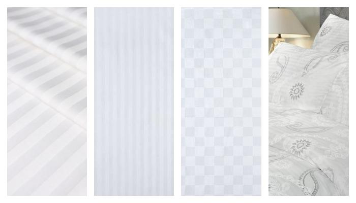 Виды ткани стайп сатин
