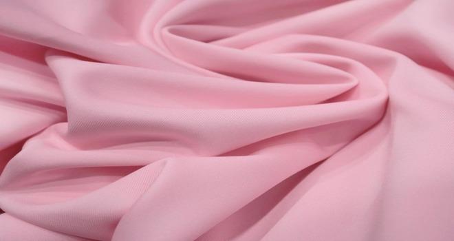 Ткань давинг розового цвета