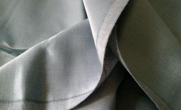 Ткань подкладочная, саржа