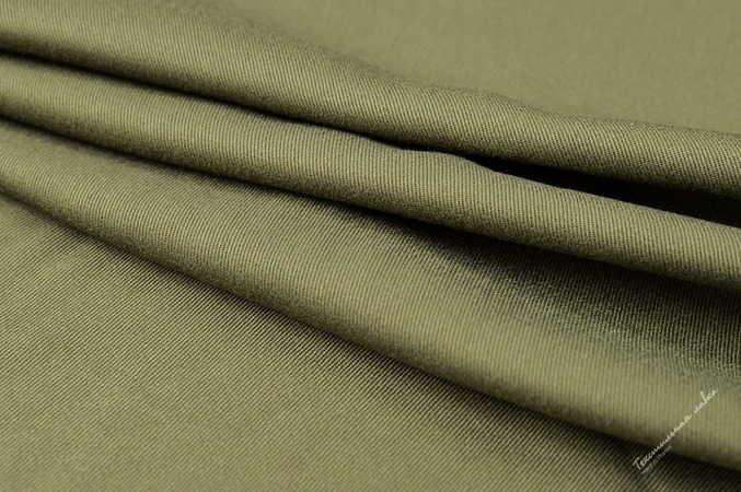 Твиловая ткань со стрейчем