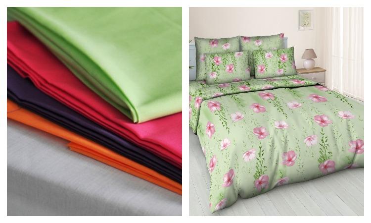 Ткань поплин для постельного белья