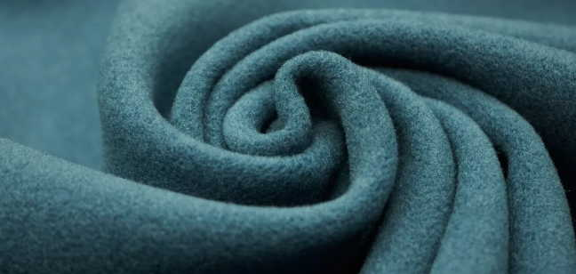 Ткань полиэстер с шерстью
