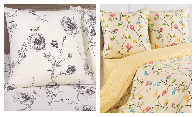 Ткань поплин в постельном белье