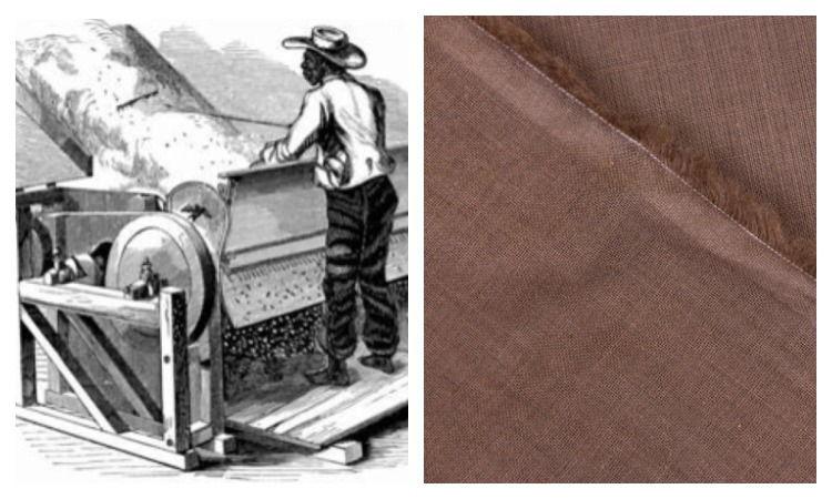 История ткани коттон