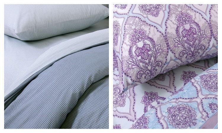 Ткань перкальв постельном белье