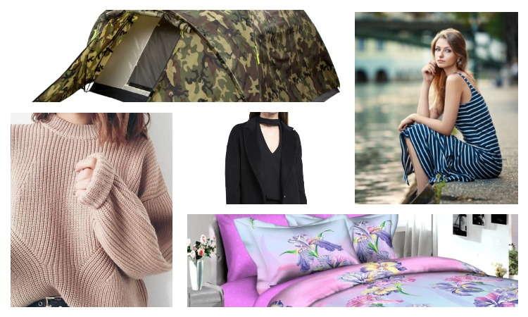 Полиэфирные волокна в одежде