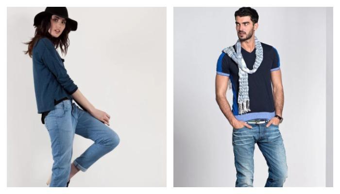 Отличие женских джинс от мужских