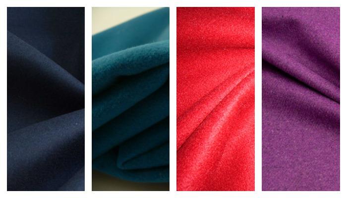 Виды ткани сукно