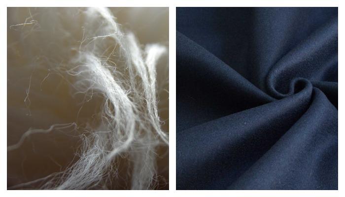 Состав ткани сукно