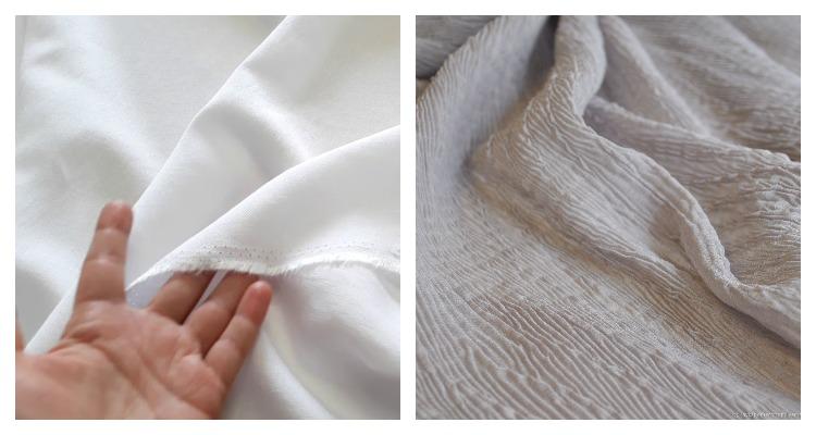 Ткань ТС и ткань коттон жатка